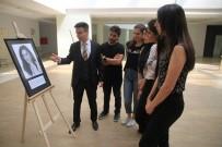 ALI AYDıN - PAÜ'de 'Bilim İçinde Sanat' Sergisi Açıldı
