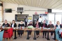 AHMET YıLMAZ - Polis Eşleri Kahvaltıda Buluştu