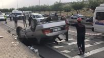 ABDURRAHMAN YILMAZ - Şanlıurfa'da Otomobil Devrildi Açıklaması 7 Yaralı