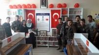 UZAKTAN KUMANDA - Şehit Polis Mahmut Bilgin Kütüphanesi Açıldı