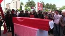ALI AKPıNAR - Şehit Uzman Çavuş Cesur, Son Yolculuğuna Uğurlandı