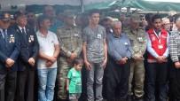 OSMANIYE VALISI - Şehit Uzman Çavuş Osmaniye'de Toprağa Verildi