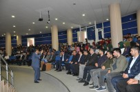 Sincik'te 'Eğitim Ve Gelecek' Konulu Konferans Yapıldı