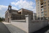 SANAT TARIHI - Siviş Camii Ve Çeşmesi Aslına Uygun Onarıldı