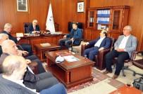 AHMET ŞİMŞEK - Sorgun Belediye Başkanı Şimşek Görevinden İstifa Etti