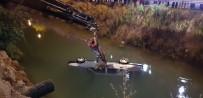 MASAJ - Sulama Kanalına Uçan Araçta Can Pazarı