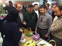 SERGİ AÇILIŞI - Suriye'nin Mera Kasabasında Dikiş Nakış Mesleki Eğitim Kursu Açıldı