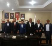 MEHMET TATAR - Tatar Aşiret Lideri, Ak Parti'den Aday Adaylığı Başvurusu Yaptı