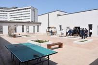HOBİ BAHÇESİ - Türkiye'nin İlk 'Yüksek Güvenlikli Adli Psikiyatri Hastanesi'