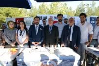 MEHMET NACAR - Uşak Üniversitesi Rektörü Öğrenci Topluluklarıyla Bir Araya Geldi