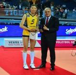 ÇİNLİ - Vestel Venus Sultanlar Ligi Final Serisinin MVP'si Ting Zhu