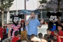 PATLAMIŞ MISIR - Yenice'de Engelli Bireyler Ve Öğrenciler Şenlikte Eğlendi