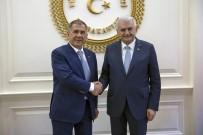 RUSYA - Yıldırım Tataristan Cumhurbaşkanı İle Bir Araya Geldi
