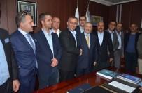 SELAHATTIN EYYUBI - Yüksekova'da Ticaret Odası Başkanı Pınar Oldu