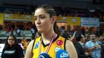 BURHAN FELEK - Zehra Güneş Açıklaması 'Şampiyonluk İçin Çok Mutluyum'