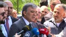 MASLAK - 11. Cumhurbaşkanı Gül, Gazetecilerin Sorularını Yanıtladı
