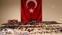 ADLİYE BİNASI - Adliye Girişinde 4 Ayda Bin 488 Suç Aleti Ele Geçirildi