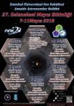 ASTRONOMI - Amatör Astronomlar Kulübü'nün Mayıs Etkinliği İstanbul Üniversitesi'nde Gerçekleşecek