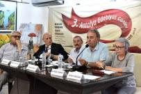 AHMET TURAN - Antalya Edebiyat Günleri Başladı