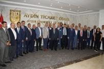 EROL AYYıLDıZ - AYTO Yüksek İstişare Kurulu İlk Toplantısını Gerçekleştirdi