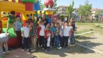 ÇOCUK BAYRAMI - Ayvalık'ta Çocuk Şenlikleri Sürüyor