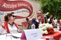 ROMAN YAZARI - Başkan Uysal'a Teşekkür