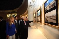 AKARÇAY - Başkan Yaşar, AFSAD'ın Sergi Açılışını Yaptı