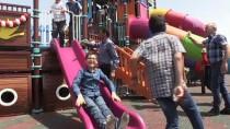 MANGAL KEYFİ - Batman'da Suriyeli Çocuklar İçin Etkinlik