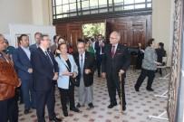 BEYKENT ÜNIVERSITESI - Beykent Üniversitesinden Tarihi Tren Garında 'Öğretim Elemanları Sergisi'