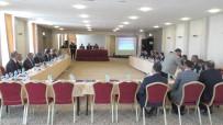 ALI AKPıNAR - Beyşehir'de İlçe Müftüleri Toplantısı