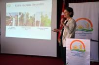 Buharkent'te Üzüm Konulu Eğitim Toplantısı Yapıldı