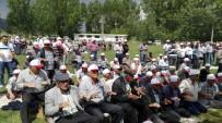 BELEVI - Çal'da Vatandaşlar Yağmur Duasına Çıktı