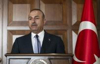 YUNANİSTAN DIŞİŞLERİ BAKANI - Çavuşoğlu'ndan Menbiç Açıklaması