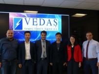 ÇİNLİ - Çinlilerden VEDAŞ'ın Projesine İlgi