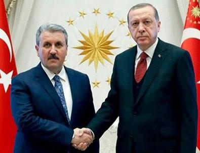 Erdoğan, Destici ile görüşecek