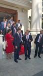 Eskişehir'deki Kazan Tatarları Cumhurbaşkanı İle Minnihanov