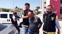 HÜSEYİN ÇELİK - Evlerden Hırsızlık Yaptığı Öne Sürülen Zanlı Tutuklandı