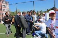 Fatsa'da TÜBİTAK 4006 Bilim Fuarı