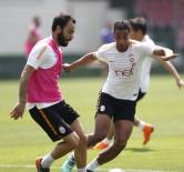 FLORYA METIN OKTAY TESISLERI - Galatasaray, Derbi Hazırlıklarını Sürdürdü
