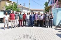 MEHMET GÜLER - Gaziler Mahallesi Salihli Belediyesi'nin Hizmetlerinden Memnun