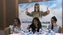 ASKERİ UÇAK - Girişimci Adayları Antalya'da Buluştu