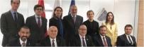AYHAN ZEYTINOĞLU - GTO Başkanı Yıldırım, Avrupa Birliği Oda Başkanları İle Görüştü