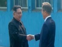 Kore Yarımadası'nda tarihi zirve