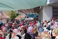 GÖKMEN - Hatıplar Mahallesinde 9. Geleneksel Hayır Yemeği Düzenlendi