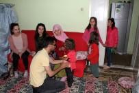 SAĞLIK TARAMASI - Hizan'da 'Meslek Lisesi Öğrencileri Ailelerimizle Buluşuyor' Projesi