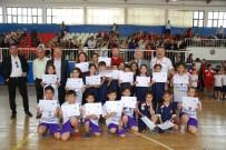 BAYRAK YARIŞI - İlkokul Fiziksel Etkinlikler Oyunları Sona Erdi