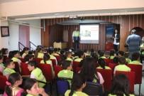 YARıMCA - İlkokul Öğrencileri İş Sağlığı Ve Güvenliği Konusunda Bilgilendirildi