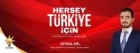 İmam Zeynal Gül, AK Parti'den Milletvekili Aday Adaylığını Açıkladı