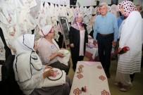 MUSTAFA KARATAŞ - Kandıra İlçe Sergisi Pembe Renkte Açtı