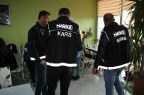 EĞİTİM YILI - Kars'ta Polis, Okul Çevrelerinde Uygulama Yaptı